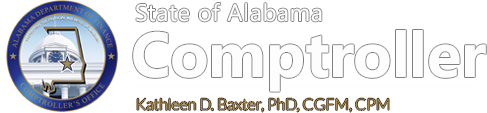 Alabama Department of Finance - State Comptroller's Office